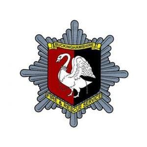 Bucks fire logo
