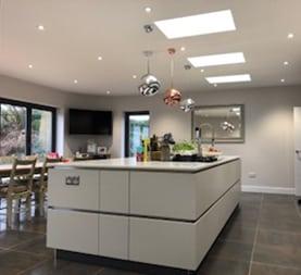 Bourton Villa Kitchen